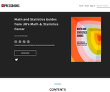 Math and Statistics Guides from UB's Math & Statistics Center – Simple Book Publishing