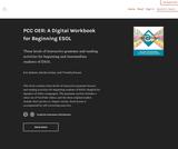 PCC OER: A Digital Workbook for Beginning ESOL