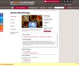Genetic Neurobiology, Fall 2005