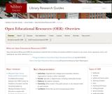 Library Guides at Salisbury University