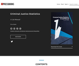 Criminal Justice Statistics