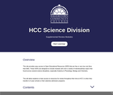 Hagerstown Community College - Science Resource Supplement