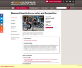 Advanced Spanish Conversation and Composition, Spring 2014