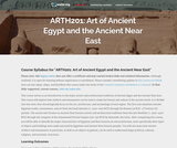 Art of Ancient Egypt and the Ancient Near East