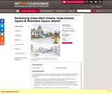 Revitalizing Urban Main Streets, Spring 2005