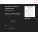 Information Strategies for Communicators