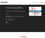 Crowdsourcing Ungrading