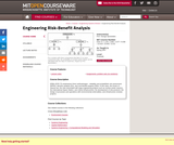 Engineering Risk-Benefit Analysis, Spring 2007