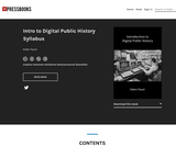Intro to Digital Public History Syllabus