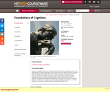 Foundations of Cognition, Spring 2003