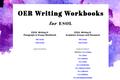 Writing Workbooks for ESOL