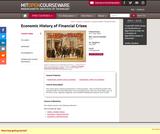 Economic History of Financial Crises, Fall 2009