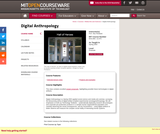 Digital Anthropology, Spring 2003