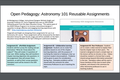 e-Portfolio, Collaborative Learning, and Peer Professors