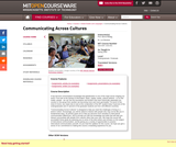 Communicating Across Cultures, Spring 2005