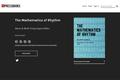 The Mathematics of Rhythm