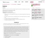 Pre-Calculus Course Content, 15. Conic Sections, Parabolas