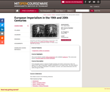 European Imperialism in the 19th and 20th Centuries, Spring 2006